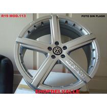 Rines 19 Deportivos 5 Brazos P Volkswagen Jetta Golf Beetle