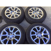 Rines/llantas 20 Gmc Sierra Denali $8250 C/u Yukon Jgo 33000