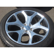 4 2015 20 20x8 Dodge Challanger Llantas Y Rines Originales