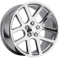 Dodge Ram Srt Rines Cromados 20x9