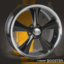 Rin 20 S Musclecar Centro Negro Mustang Camaro Challenger