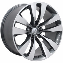 Rines Progresivos Dodge Charger Color Gunmetal 20x10/20x9