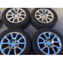 Rines/llantas20 Gmc Sierra Denali $10000 C/u Yukon Jgo 40000