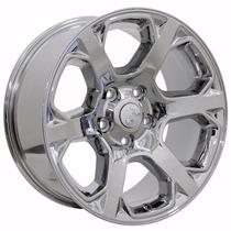 Rines Cromados Dodge Ram 1500/dakota 20x9