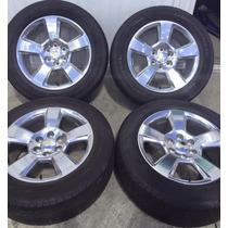 Rines/llantas 20x9 Cheyenne $8000 C/u Silverado Jgo 32000