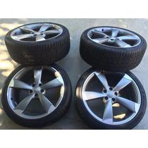 Rines Audi Vw Y Seat Con Llantas Pirelli $15400