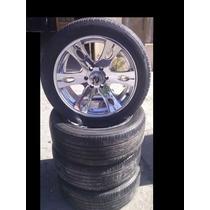 Rines/llantas 20 Tahoe $2750 C/u Avalanche,titan Jgo 11000