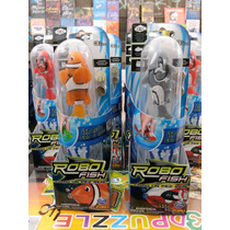 Robo Fish Como Un Pez Real