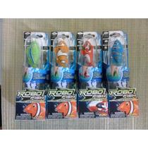 Robo Fish Increíble Pez Robot Nada Como Si Fuera Real