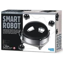4m Robot Smart Kit Cientifico Esquiva Obstaculos P/armar