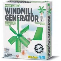 4m Windmill Generador De Viento Kit Cientifico P/armar