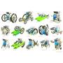 Robot Solar Armable Recargable 14 Robots En 1 Tierra Y Agua