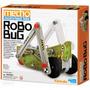 4m Robot Robobug Kit P/ Armar Ciencia Didactico Motorizado