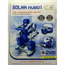 Kit Solar 3 En 1 Proyecto Electrónicaelectronica