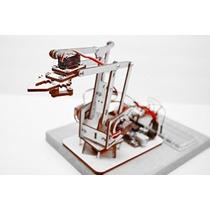 Kit Mearm Diy Robot Brazo Con Mecon Pro Software De Control