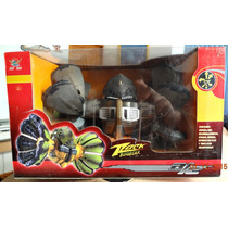 Rock Bugbear Radio Control Remoto Carro Transformable 2002