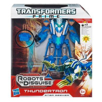Thundertron Voyager Class, Transformers Prime, 20 Cms