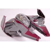 Transformers Star Wars Obi Wan Nave Jedi Starfighter Hasbro