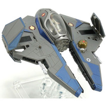 Transformers Star Wars Obi Wan Jedi Starfighter Nave