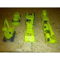 Transformers Constructicons G1 Devastador Takara Hm4