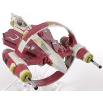Transformers Star Wars Obi Wan Kenobi A Jedi Starfighter