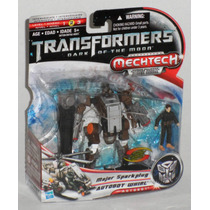 Transformers Dotm Whirl Mechtech Human Alliance Mn4