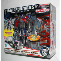 Transformers Dotm Ultimate Optimus Prime Envío Gratis!