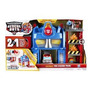Transformers Rescue Bots, Estacion De Bomberos, Nueva