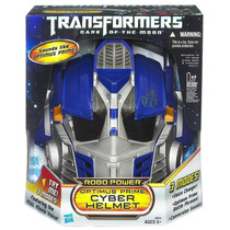 Tb Mascara Transformers: Dark Of The Moon Prime Cyber Helmet