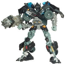 Tb Muñecos Transformers: Dark Of The Moon Mechtech Ironhide