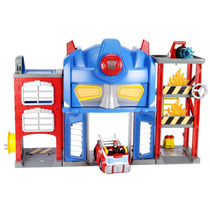 Tb Muñecos Transformers Rescue Bots Playskool Heroes