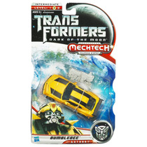 Tb Muñecos Transformers 3: Dark Of The Moon Bumblebee