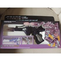 Transformers Shockwave Reissued Nuevo, Varios Disponibles
