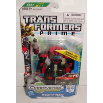 Transformers Prime Ironhide Cyberverse Commander Class