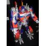 Tranformers Optimus Prime Leader Class