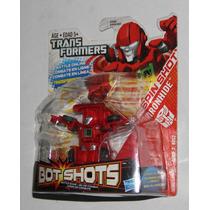 Transformers Bot Shots Ironhide Serie 2 B002