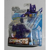 Transformers Bot Shots Shockwave Serie 2 B003