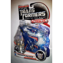 Transformers Dotm Thundercracker Mechtech Deluxe Class