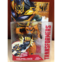 Bumblebee Power Battlers Punch Age Of Extinction Colima