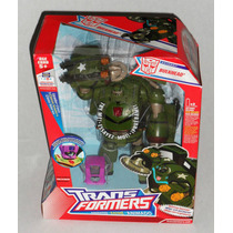 Transformers Animated Bulkhead Leader Class