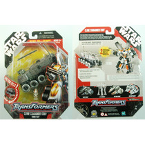 Transformers Star Wars Clone Commander Cody