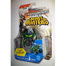 Transformers Bh Beast Blade Optimus Prime Commander Class