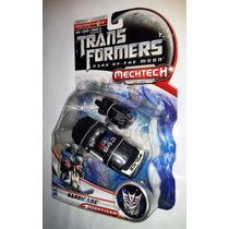 Transformers Dotm Barricade Mechtech Deluxe Class