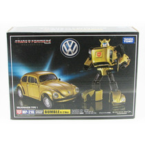 Transformers Masterpiece Mp-21g Bumble Takara Tomy En Mano