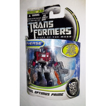 Transformers Dotm Optimus Prime Cyberverse Commander Class