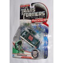 Transformers Dotm Roadbuster Mechtech Deluxe Class
