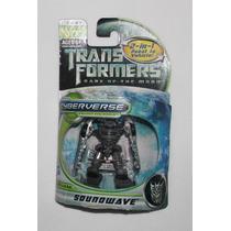 Transformers Dotm Soundwave Legion Class