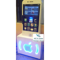 Rockola Sinfonola Tipo I Phone Galaxy Etc Desmontable