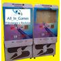 2 Rockola Pantalla 22 Control Remoto Iphone 6 Samsung