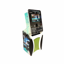 Mueble De Rockola Blackberry Con Luces De Led